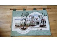 Tapestry Wall Hanging - excellent condition