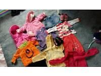 Girls clothing bundle 9-12m