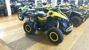 2015 Can-Am Renegade 850 X XC -