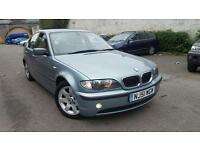 BMW 3 SERIES 325i AUTOMATIC SE 4DR LEATHER+2 KEYS+JUST SERVICED