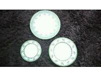 Villeroy and Boch country collection plates