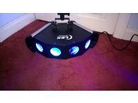 LED Disco Lights x2