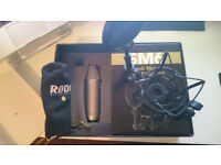 RØDE NT1-A Cardiod Condenser Microphone Vocal Pack Original Box with All Contents