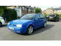 Mk4 Golf Gt Tdi 1.9 diesel mot September