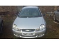Chrysler Neon for sale , Spares Or Repair