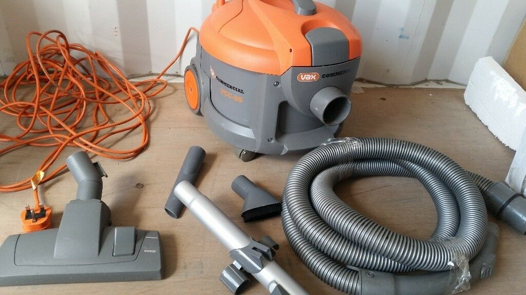 Vax Commercial VCC05 Vacuum cleaner