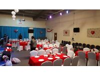 Community Hall for Hire in Eccles for regular and one-off event/party-£60 per hour