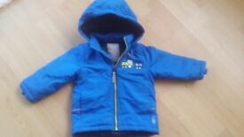 Winter jacket boy 86cm 1-1,5y Name It