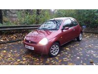 FORD KA COLLECTION FULL 12 MONTHS MOT IMMACULATE LIKE NEW ONE OWNER LOW MILEAGE CHEAP TAX AND INS