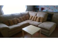 Corner sofa in good condition