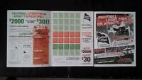 Paintball, Laser tag, Airsoft coupon book