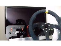 Fanatec CSR Elite Wheel WRC Playseat Racing Sim Gaming PC PS4