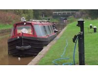 Narrow Boat 38ft For Sale