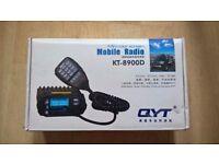 qyt kt 8900d mobile radio