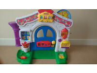 Fisher-Price Laugh and Learn Learning House Like NEW