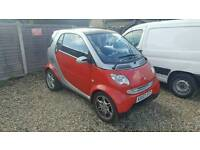 Smart Fortwo (new engine & clutch)