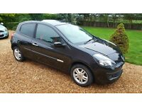 2007 Renault Clio 1.2 Rip Curl Edition Black with Alloys