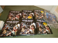 Star Wars Fact File (DeAgostini) (Complete with binders)