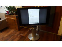 """Bang & Olufsen Beovision 7 40"""" mk1 with motorised stand"""