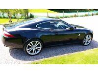 Jaguar XK black edition, 12 months MOT, FJSH, 2006