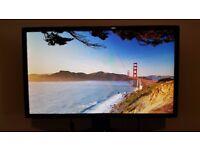 """BenQ GL GL2460 24"""" Widescreen LED Monitor"""