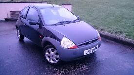 Late '00 Ford Ka 1.3 Black 71k