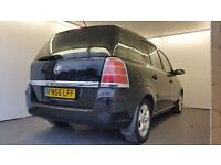 2005 | Vauxhall Zafira Design 1.8 | HALF LEATHER | 2 FORMER KEEPERS | 6 MONTHS MOT | SERVICE HISTORY