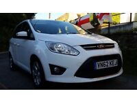 Ford Grand C-Max 7 seater sliding doors MPV FOR SALE