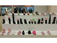 Variety of Children's & Ladies Shoes