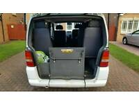 Mercedes vito 108cdi 2.2 2003 van wheelchair access with ramp