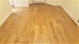 Lushwood Engineered Oak 180mm Flooring.