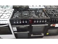 New graded flavel range cooker 100cm duel fuel for sale in Coventry 12 month warrenty
