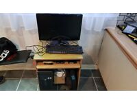 HP Computer, Monitor, Keyboard and Mouse Bundle Set going CHEAP! *Accepting Offers*