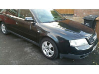 Audi A6, C5,2.7 V6 twin turbo, MOT Dec17, 4 keys,