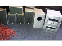 stereo with surround sound