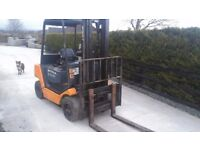 still r70-30 3ton forklift in good order £3650
