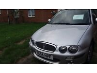 Quick Sale of Rover 2004