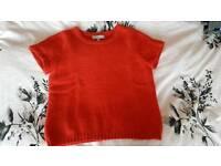 Ladies jumper size 8