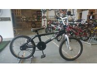 THE JESTER BMX BIKE
