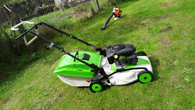ETESIA 46 RMCB Duocut Petrol Lawn Mower