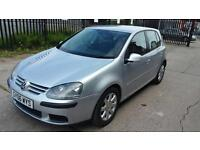 2006 Volkswagen Golf GT TDI 6 speed 4 motion 2.0 diesel genuine low mileage