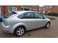 Ford Focus excellent condition. One owner, full ford service history, low milage