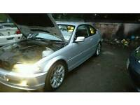 2000/2001 323 2.5 engine BMW coupe
