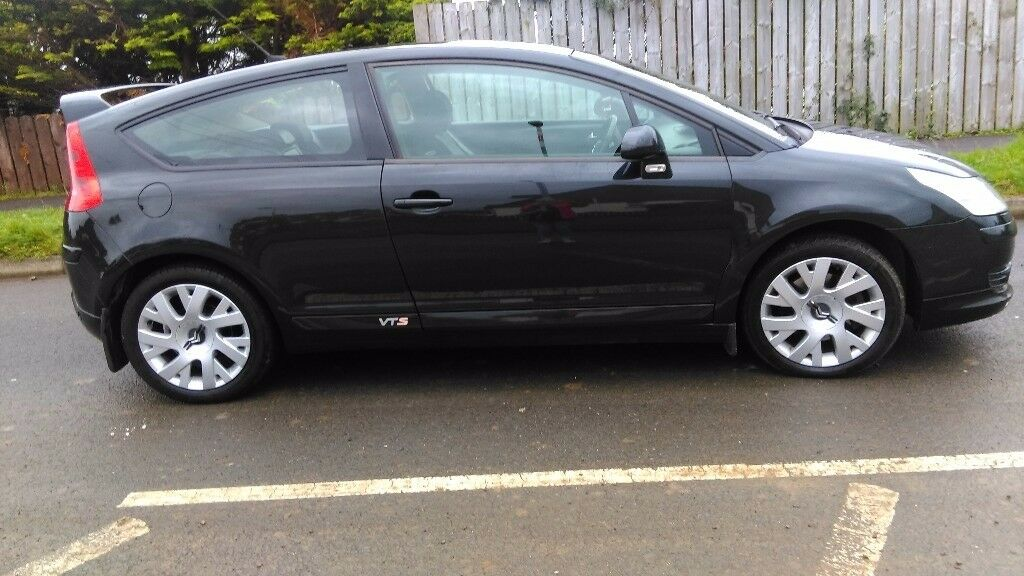 2006 citroen c4 coupe vts 2lt hdi diesel in larne county antrim gumtree. Black Bedroom Furniture Sets. Home Design Ideas