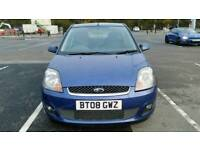 £30 ROAD TAX**2008**DIESEL**FORD FIESTA ZETEC CLIMATE TDCI 1560cc**5 DOOR**AIRCON**ALLOY WHEELS*2008