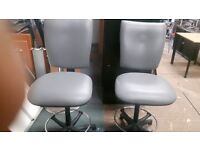 Executive office chairs top spec 40 pounds each