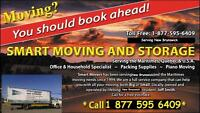 SMART MOVERS 1-877-595-6409 Serving Central and Atlantic Canada