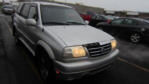 2002 Suzuki XL-7 AWD TOUT EQUIPE FINANCEMENT  MAISON