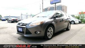 2012 Ford Focus SEL | NO ACCIDENT | NAVIGATION | BLUETOOTH | HEA