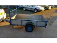 6'6x4'3 refurbèd trailer